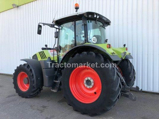CLAAS ARION 640 CIS T4I